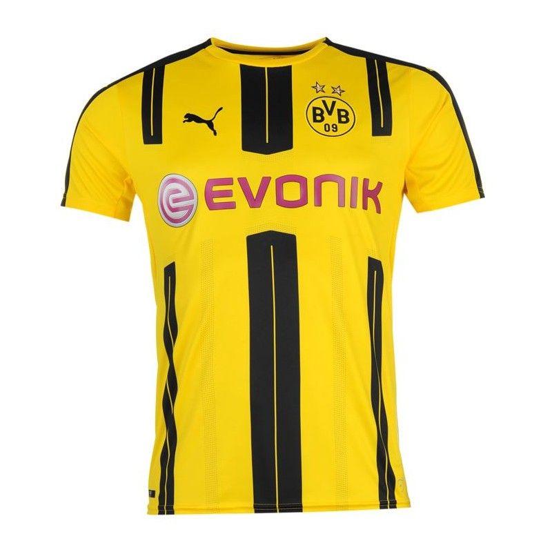 Maillot Borussia Dortmund Pas Cher 2016 2017 Domicile