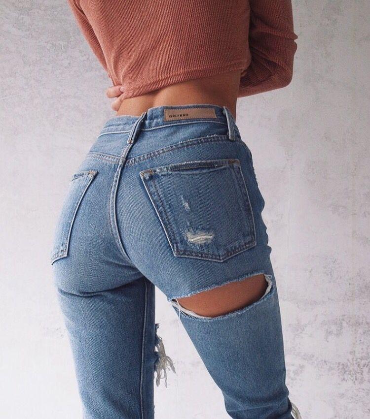 Best.. ass bootay bum butt jeans buveuse sperme