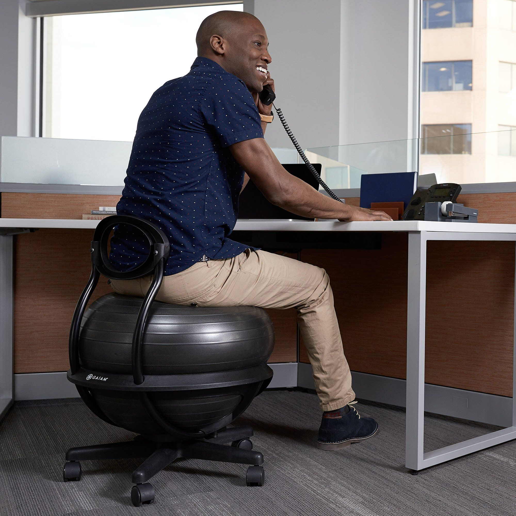 Sensational Ultimate Balance Ball Chair On Sale Now Durham Cool Forskolin Free Trial Chair Design Images Forskolin Free Trialorg
