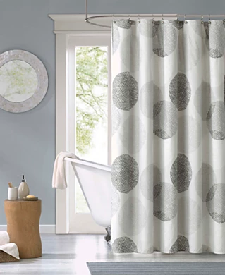 Shower Curtains Shower Curtains Macy S With Images Fabric