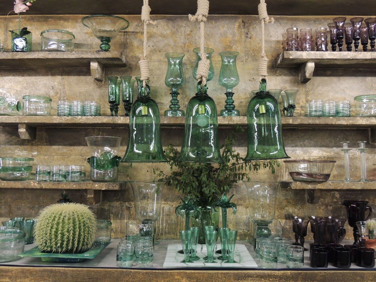 Gordiola Campana De Cristal Soplado Mallorca Pinterest Soplo  # Muebles Hermanos Miquel Manacor