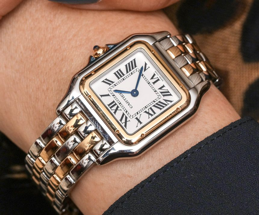 23c1be5c94b Cartier Panthère De Cartier Watches Hands-On Hands-On