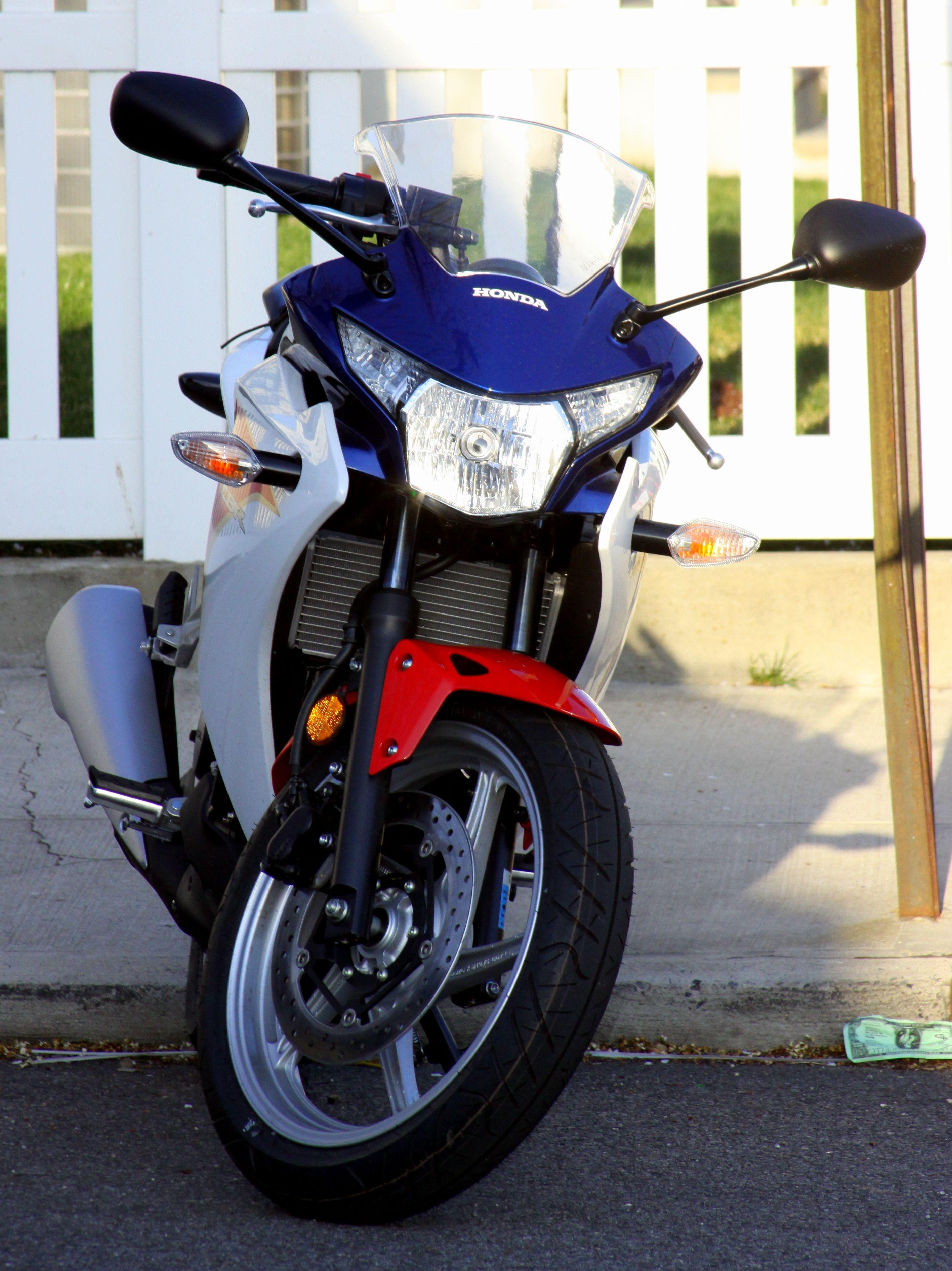 american dreamjulia rozental honda motorcycle red white and
