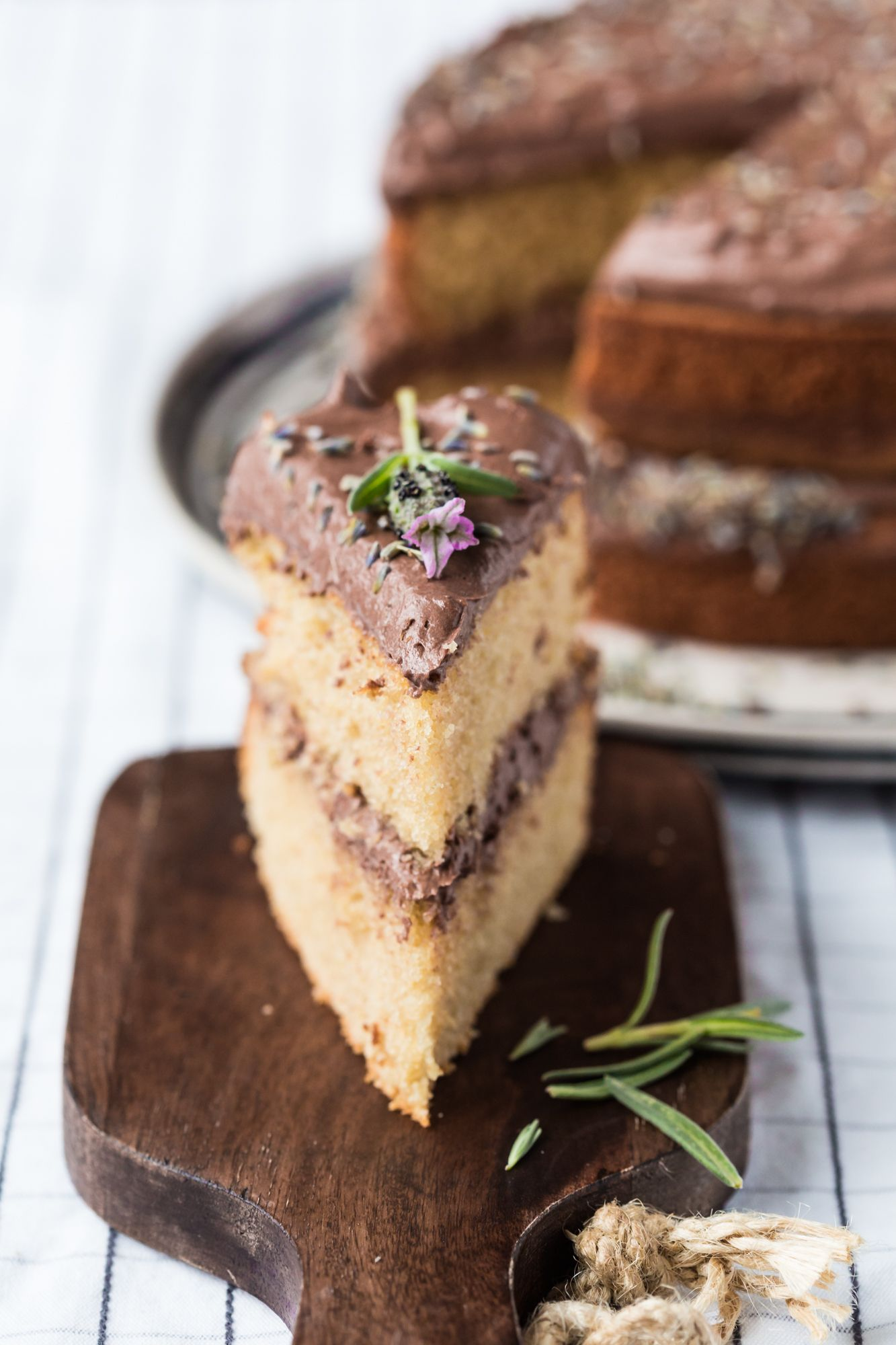 Thermomix Earl Grey Lavender Cake | Recipe | Thermomix ...