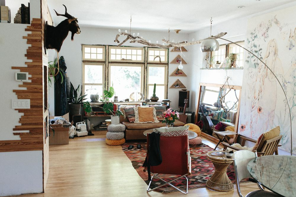 Urban Outfitters Blog About A Space Emily Katz S