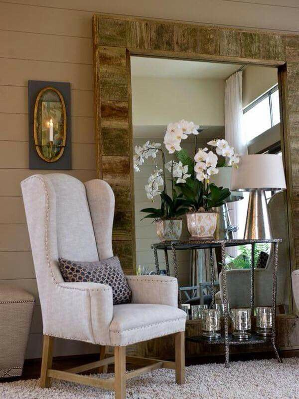 Pin By Rawia Fayed On Things I Love Living Room Mirrors Mirror