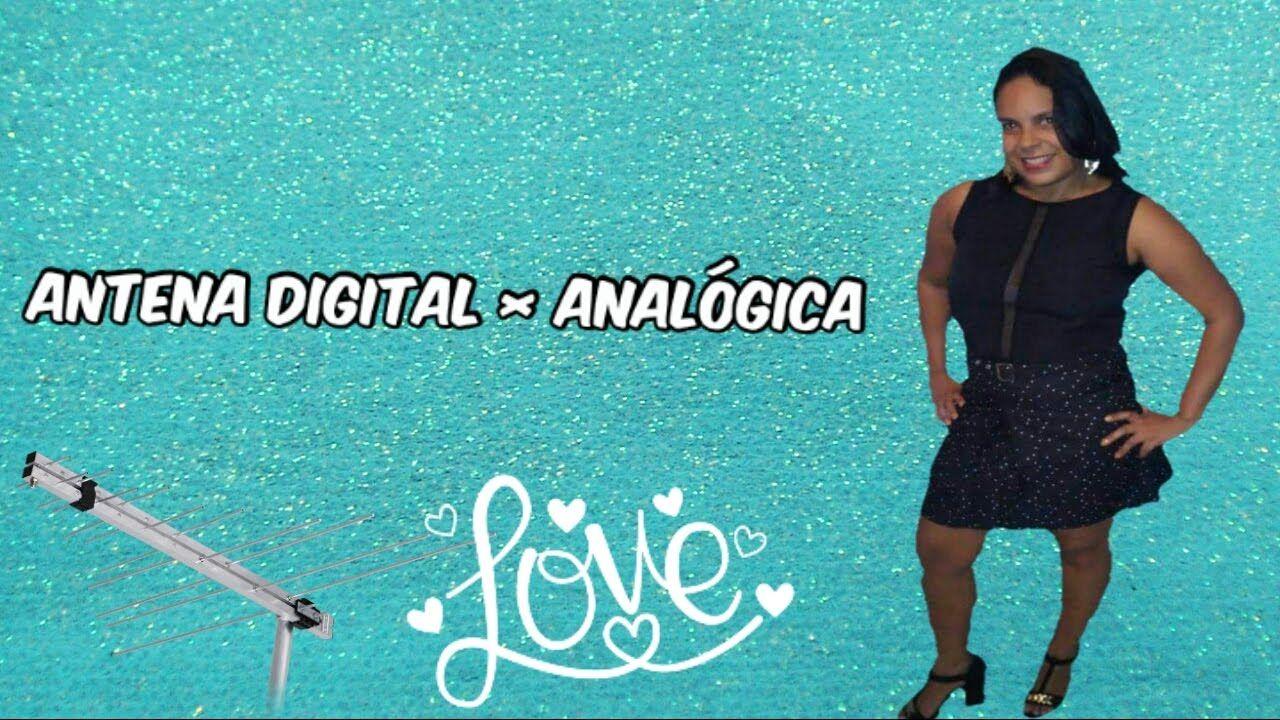 ANTENA DIGITAL x ANÁLOGICO .. Receba o seu KIT *GRATUITO* - PROGRAMA SOC...