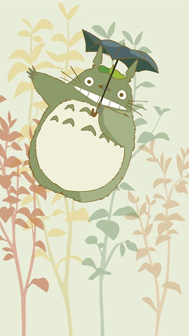 Wallpaper iphone totoro - Search Results For My Neighbor Totoro Iphone 6 Wallpaper Adorable Wallpapers