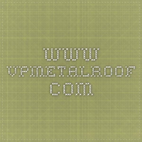 Www Vpmetalroof Com Flat Roof Math Roof