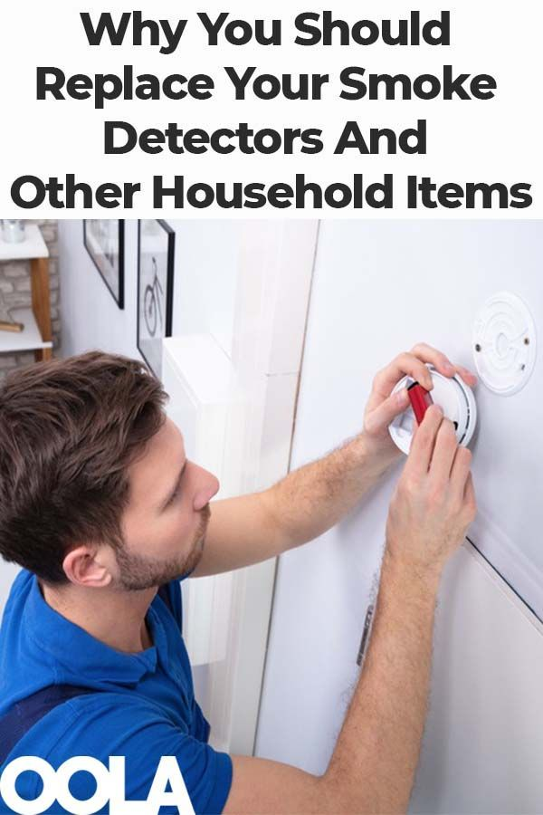 Why You Should Replace Your Smoke Detectors And Other ...