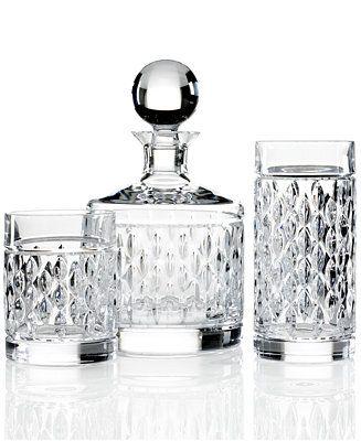 Lauren Ralph Lauren Aston Decanter - Shop All Glassware & Stemware - Dining & Entertaining - Macy's