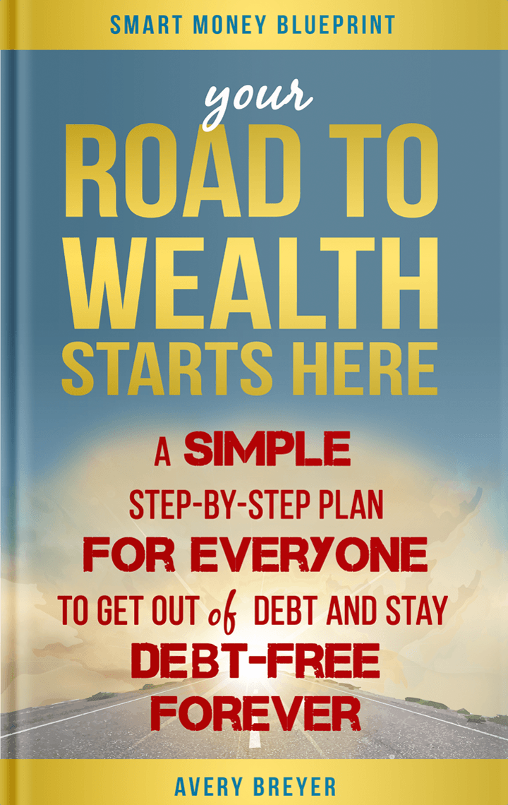 I wonder how far i am on the road to wealth positivity your road to wealth starts here a simple step by step plan for everyone to get out of debt and stay debt free forever in 2017 smart money blueprint book malvernweather Image collections