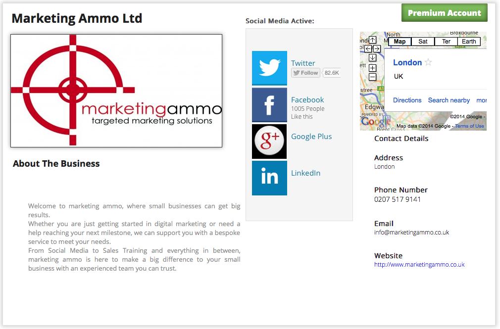 Marketing Ammo