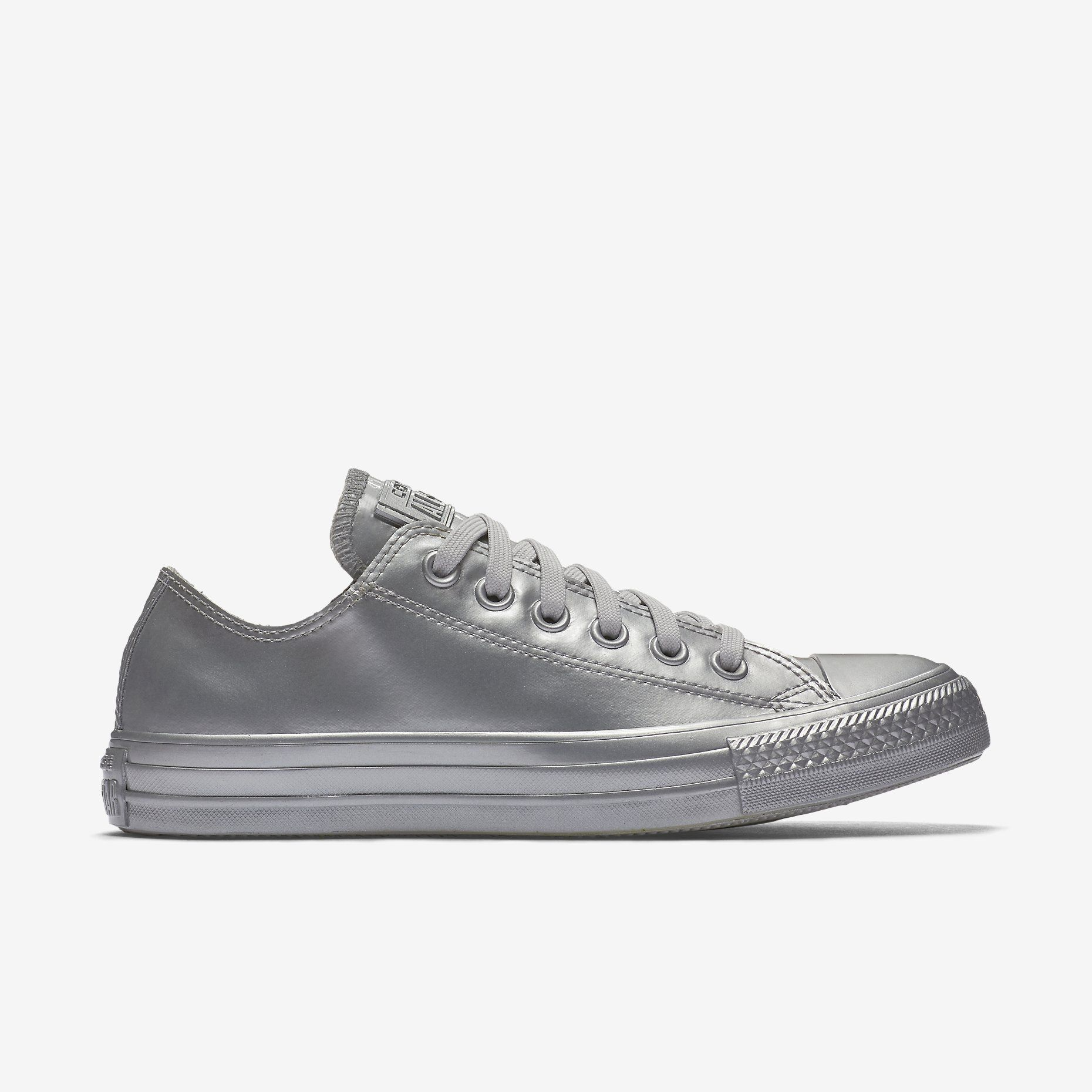 CONVERSE CHUCK TAYLOR ALL STAR METALLIC RUBBER LOW TOP