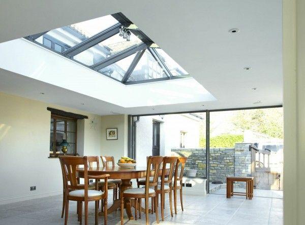 Skylight With Sliding Doors 600x444 House Design Home