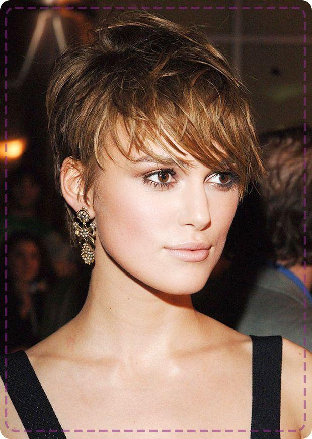 Miraculous Square Face Pixie Cut Perfect Whatever Pinterest Heart Hairstyles For Women Draintrainus
