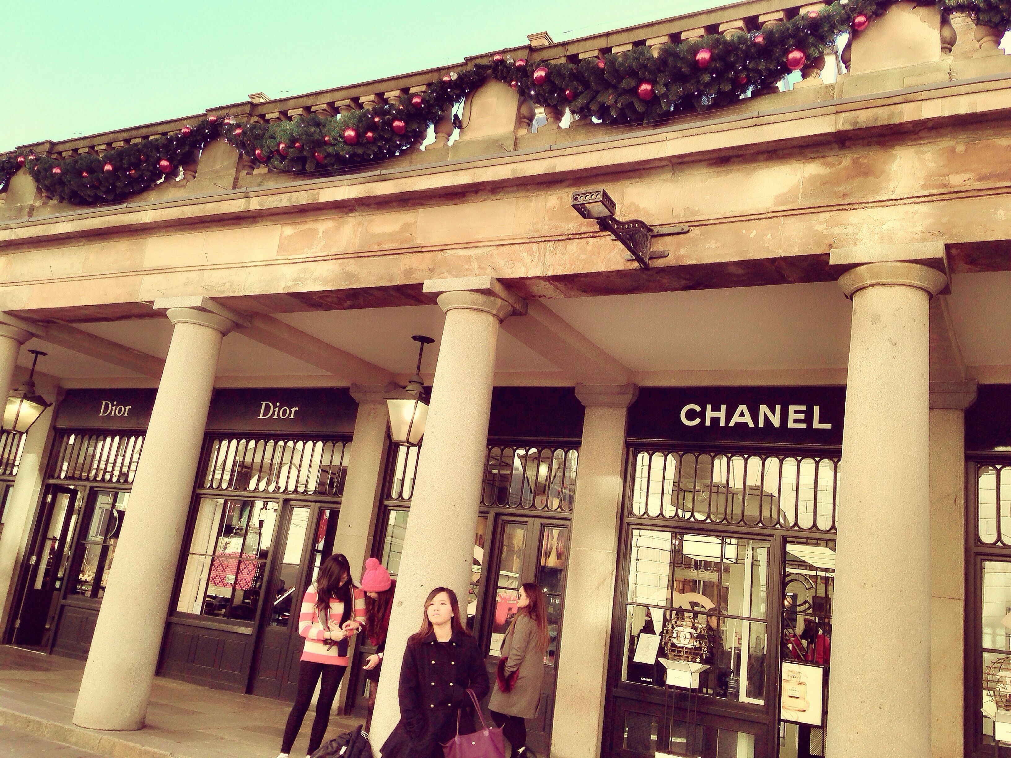 Places To Visit: LONDON, Covent Garden  CHANEL