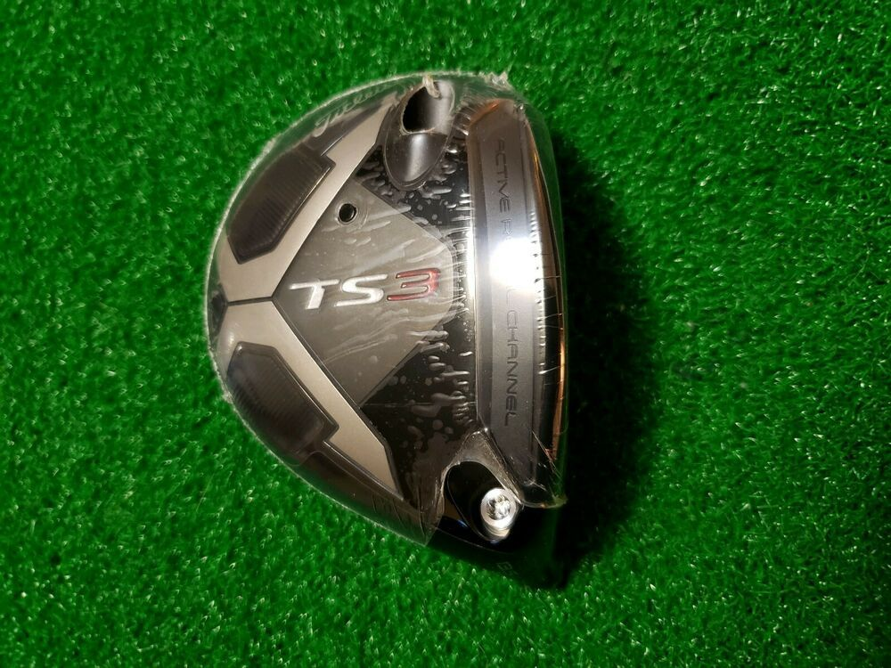 TITLEIST TS3 13 5 DEGREE 3 WOOD HEAD ONLY NEW IN WRAPPER
