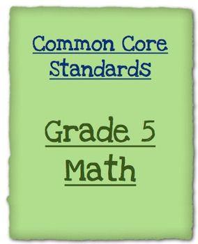 5th grade math assessment for the common core math common cores 5th grade math assessment for the common core math ibookread ePUb