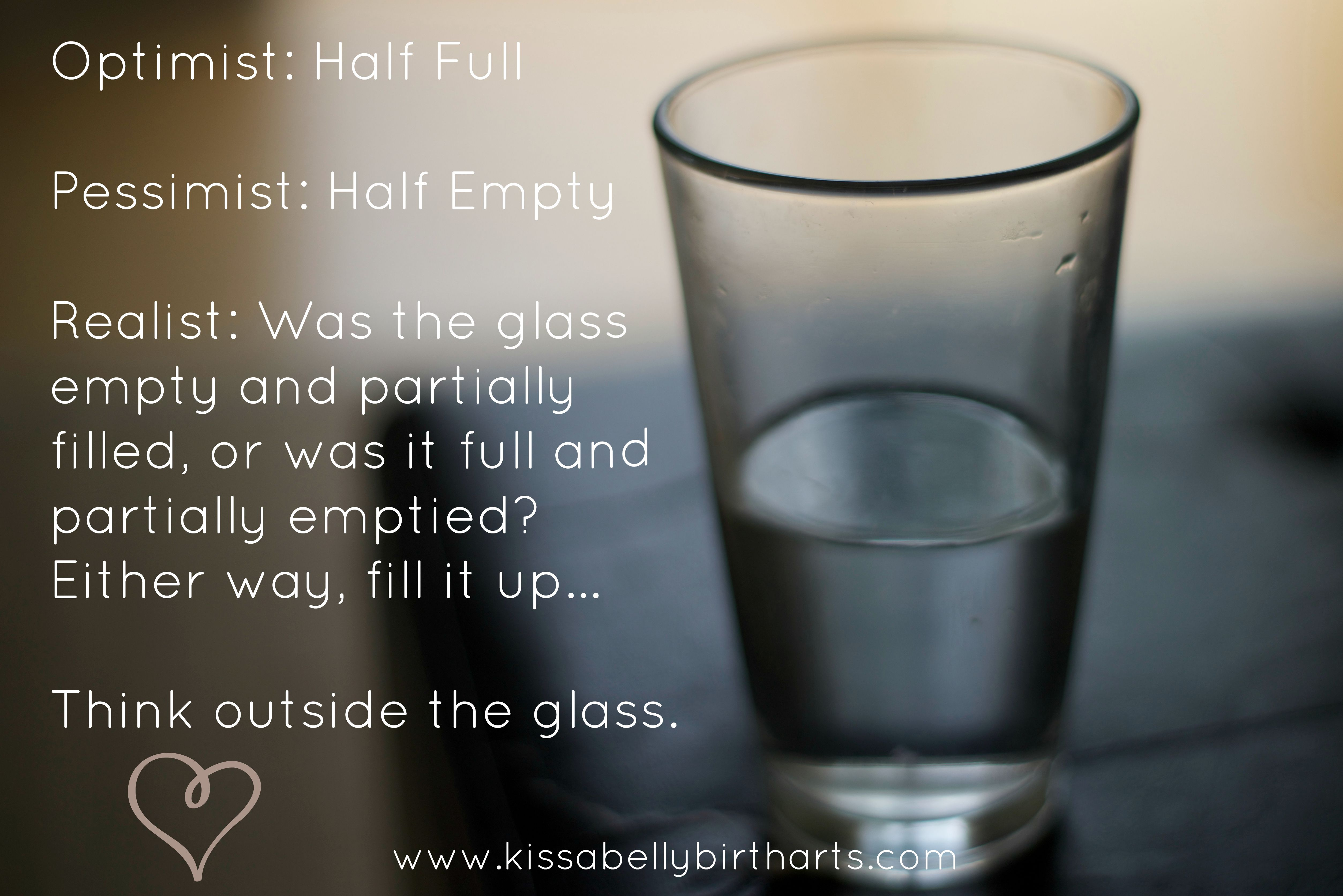 Glass Half Full Meme