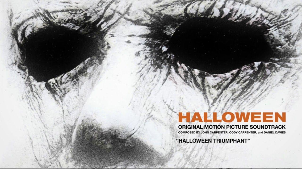 John Carpenter Halloween Triumphant (Official 2018