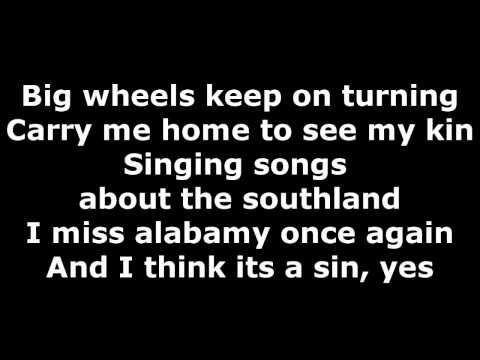 Sweet Home Alabama 3 Lynryd Skynyrd Sweet Home Alabama Lyrics Sweet Home Alabama Lynyrd Skynyrd Songs