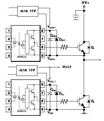 H-bridge using only n-channel mosfets (With images