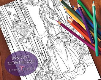 Image result for victorian coloring gothic (With images ...