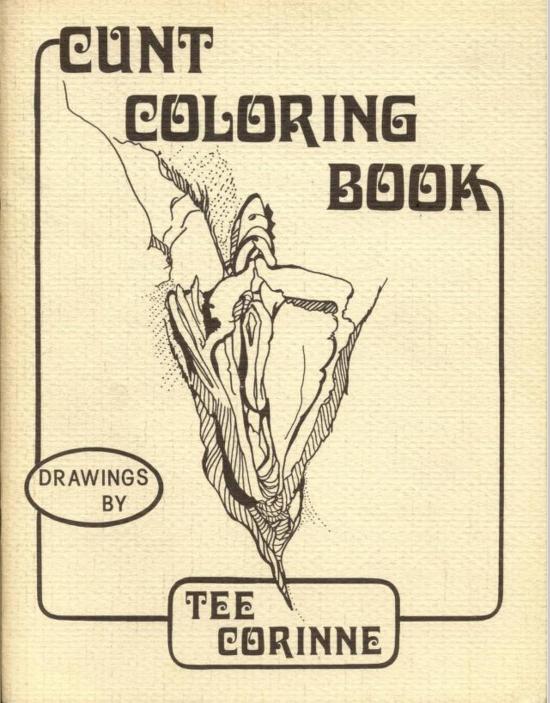 El libro para colorear la vagina no apto para niños.   Libros ...