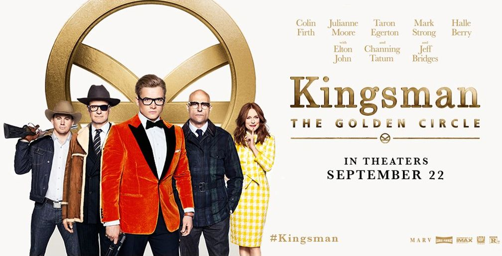 Movie Review Kingsman The Golden Circle Is Fun But Slowly Begins To Lose Traction Kingsman Golden Circle Fun