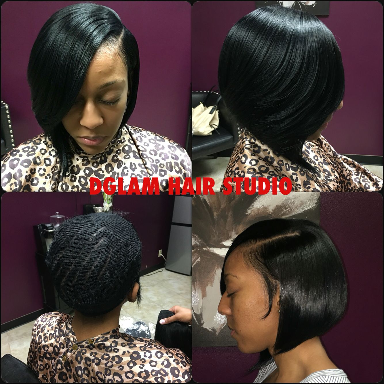 Pin On Hair By Dglam Hair Studio