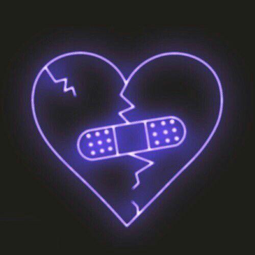 neon heart emotion pinterest neon wallpaper and neon lighting