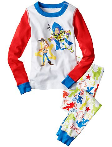 330ae3d55b Disney•Pixar Toy Story Long John Pajamas from Hanna Andersson