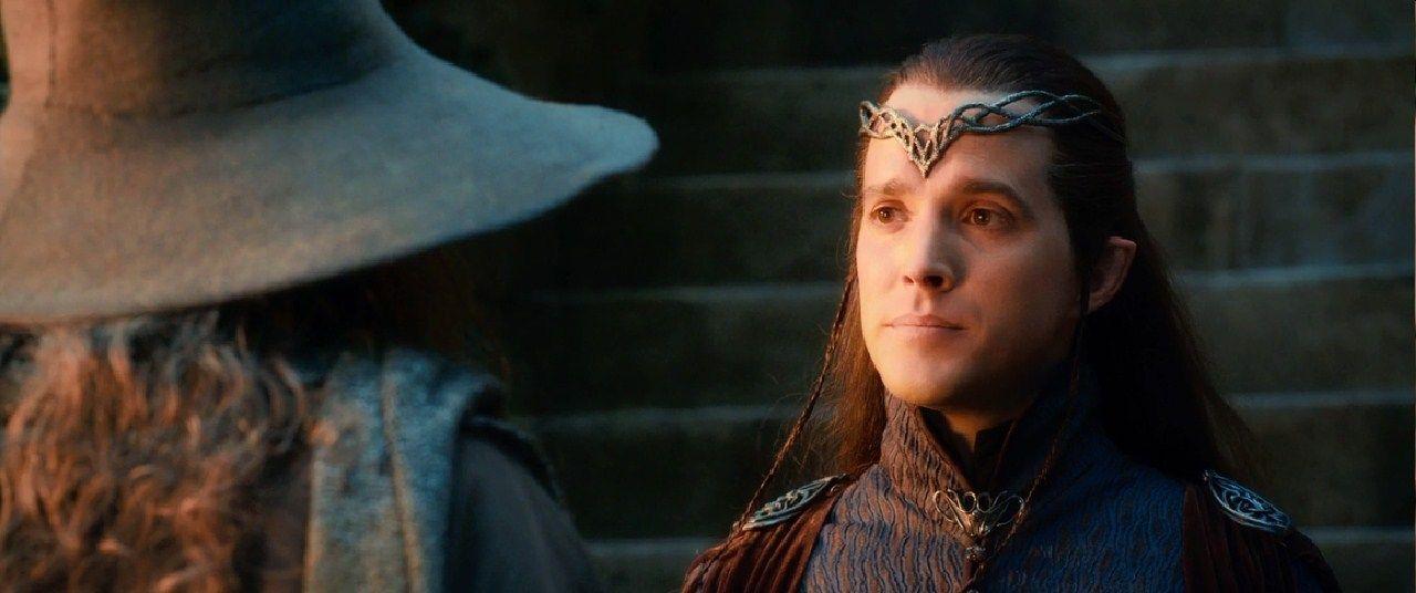 lindir and gandalf lotrthe hobbit pinterest gandalf