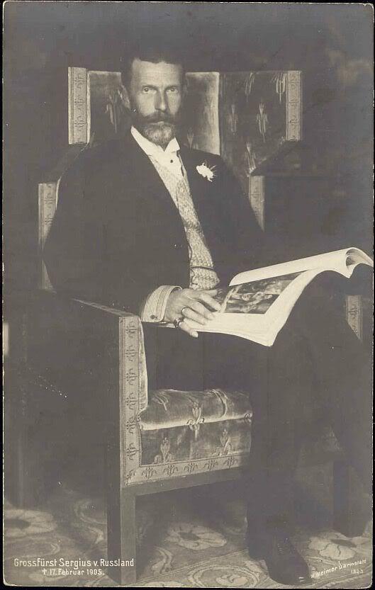 Rare pictures VII. GD Sergei