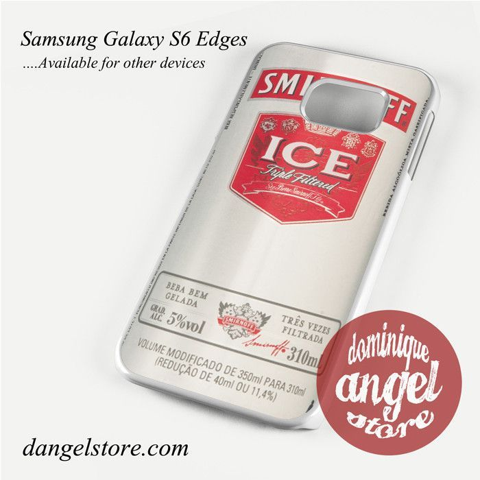smirnoff Phone Case for Samsung Galaxy S3/S4/S5/S6/S6 Edge