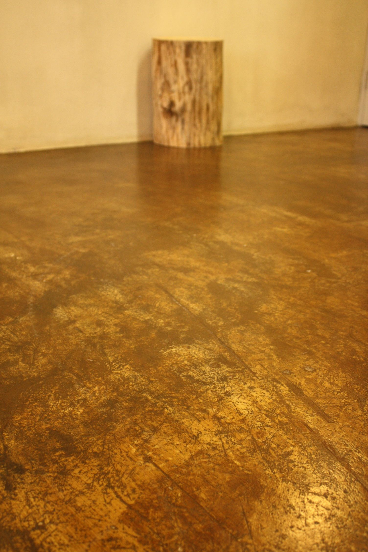 Floor finish at Spark Physiotherapy Studio, De Waterkant