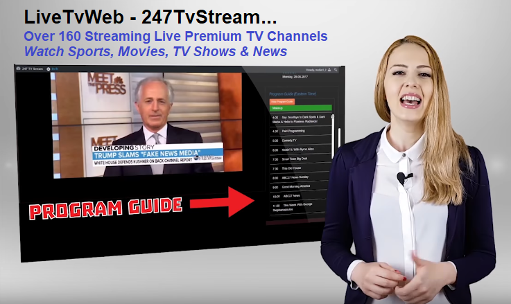 LiveTvWeb - 247TvStream: Beat High Cost of cable and