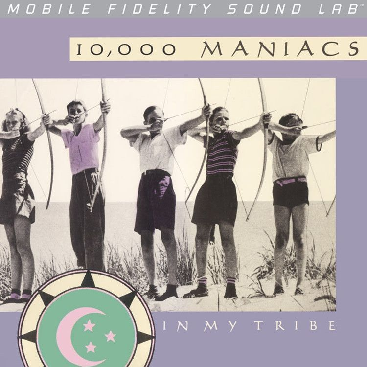 10,000 MANIACS - IN MY TRIBE (NUMBERED LIMITED EDITION Vinyl LP)