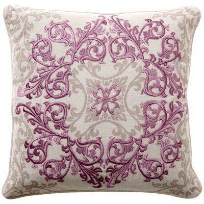 Illusion Urbane Plum Pillow @LaylaGrayce