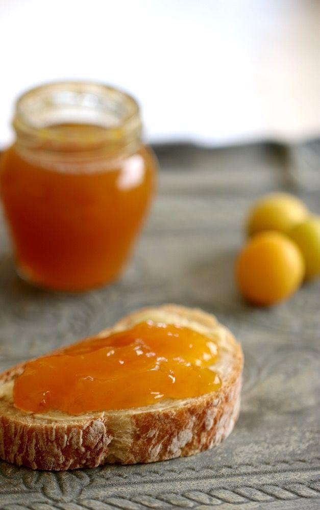 Wilde Mirabellen Marmelade | Endlich Geniessen