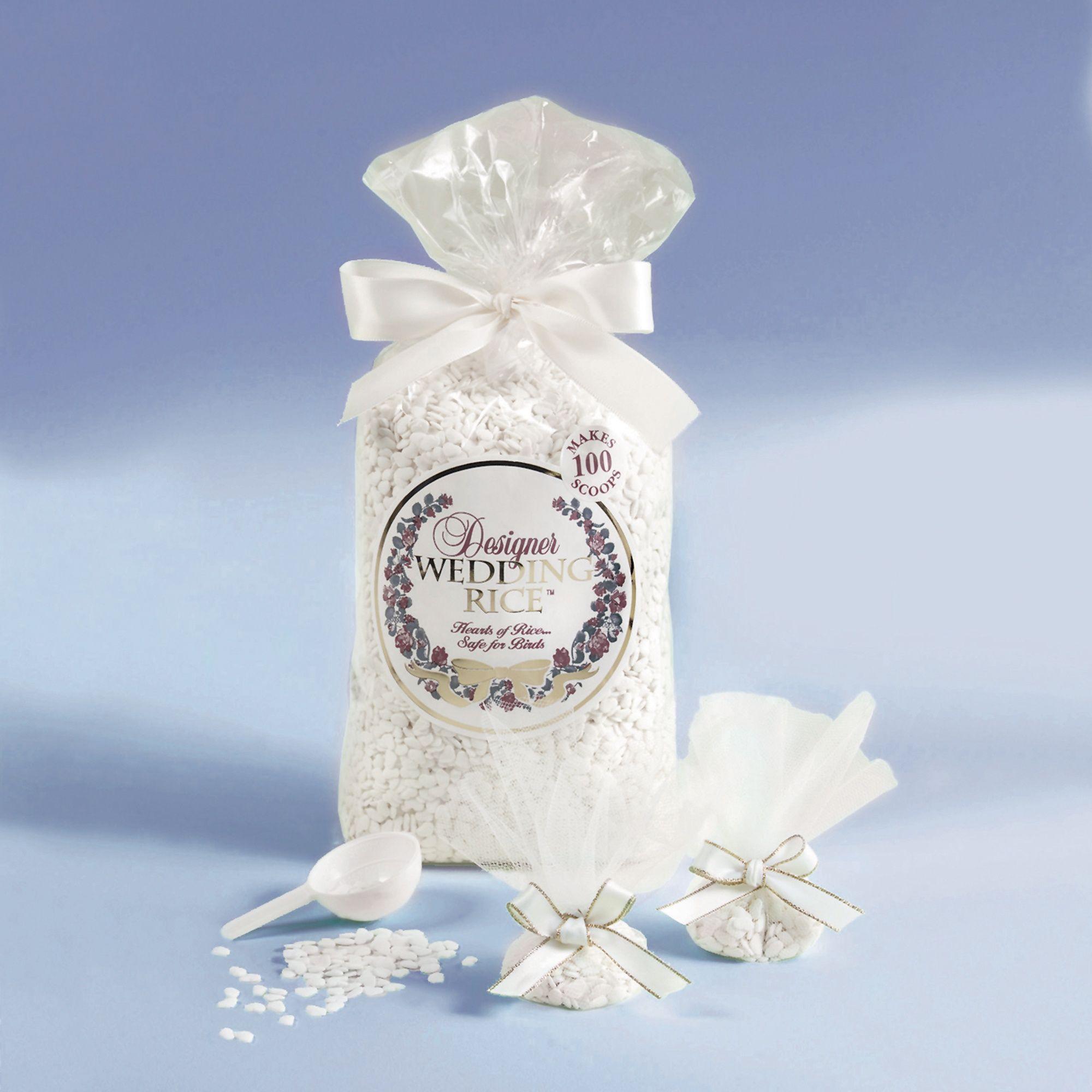 Eco-Friendly Wedding Rice | #exclusivelyweddings | www.partyista.com ...