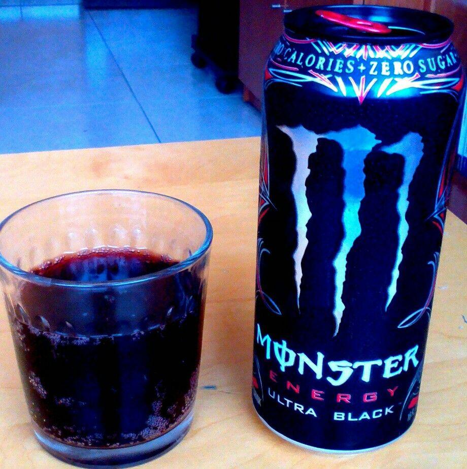 Ultra Black Follow @energy.drinks.bcn on instagram | Monster E.D. ...