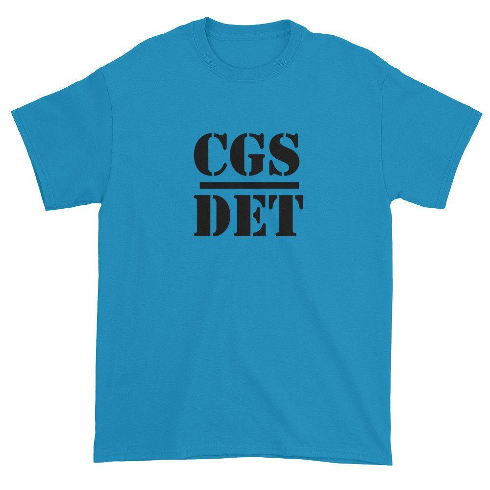 CGS DET Short sleeve t-shirt