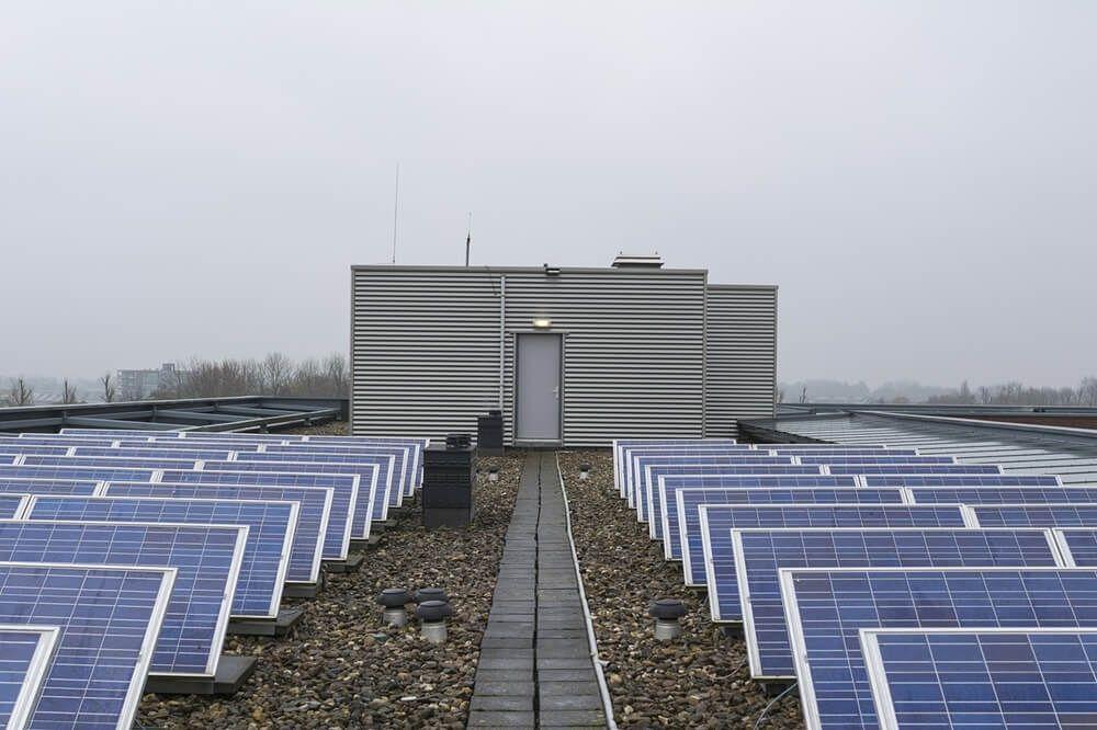 โซล่าฟาร์ม แหล่งผลิตกระแสไฟฟ้า