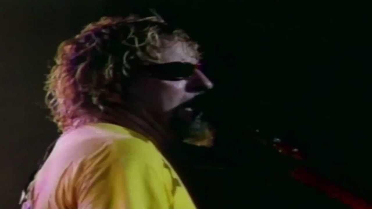 Sammy Hagar Eagles Fly Live 2002