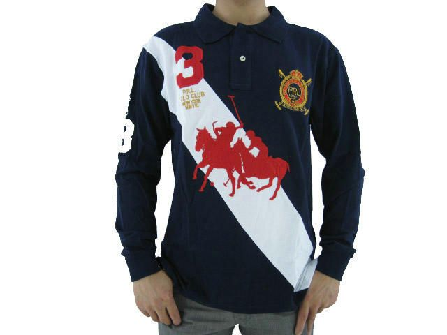 Polo Long Sleeve T-shirt Man