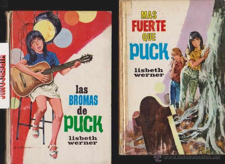 Libros de segunda mano: PUCK , LOTE 6 LIBROS Nº 11,15,19,20,21,22, - ED. TORAY 1971 - 1ª EDICION - Foto 3 - 47386459