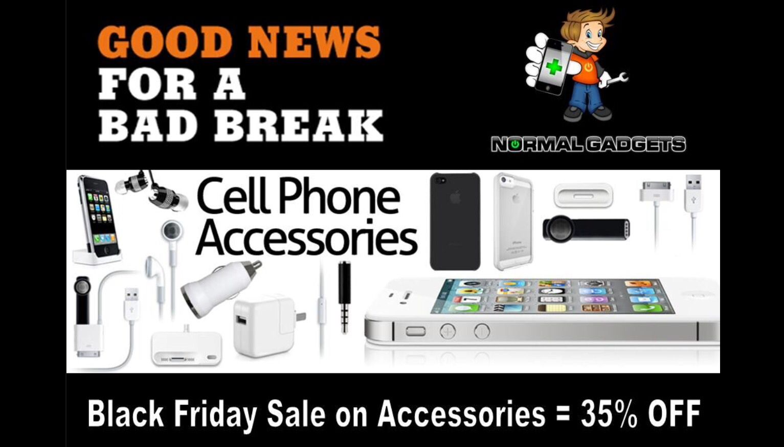 Need a break on Black Friday? Get to @normalgadgets. Not only do we have Hooverboards at Black Friday prices, we are giving an extra 35% discount on all accessories such as cases, screen protectors and chargers. #getbacktonormal #chipgadget #wefixit #blono #peoriail #hooverboard #blackfriday