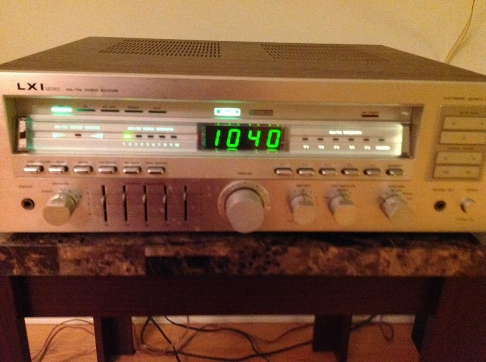Details about Vintage Penncrest Stereo Receiver   70s, 80s